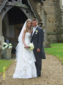 Wedding of Sarah Fitch July 2011