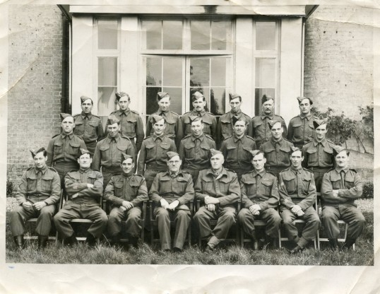 Abbotsley Home Guard