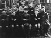 Abbotsley School Football team 1931