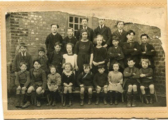 Abbotsley School 1925