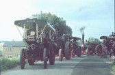 Steam engines at Silver Jubilee