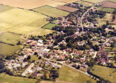 Abbotsley from the AIr 1995