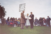 Best Kept Village in Huntingdonshire 1993