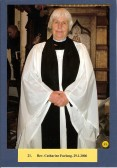 Rev. Catherine Furlong 2006-