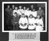 Rev. R. Francis W. Durrant 1956-1959