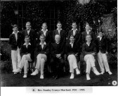 Rev. Stanley Cruwys Sharland 1931-1935