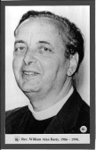 Rev.William Alan Batty 1986-1990