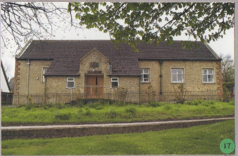 Abbotsley School now Village hall 2001