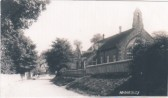 Postcard of Abbotsley School 1935
