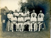 Abbotsley Cricket team circa 1920