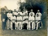 Abbotsley Cricket team circa 1920
