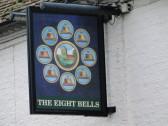 Eight Bells sign 2014