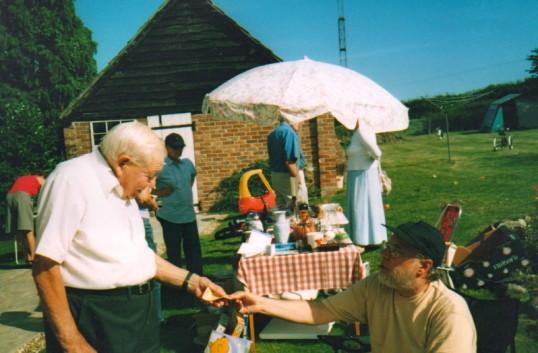 Church Garden Party 2004