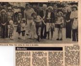 Garden Fete 1978