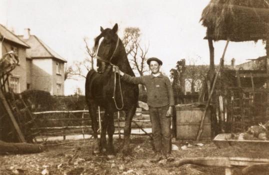 Sidney Storey circa 1923