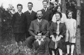 Storey family circa 1926