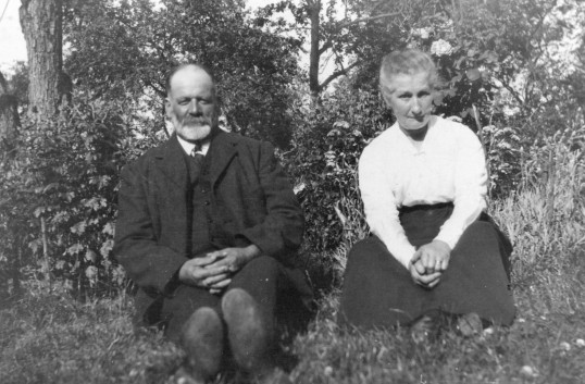 Jonathan and Mary Storey