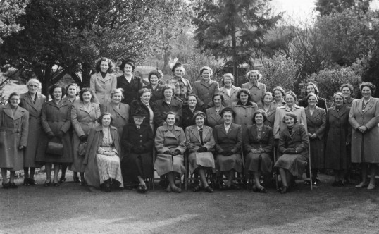 Abbotsley WI  early 1950s ?
