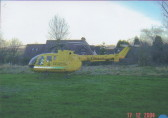False alarm for the Air Ambulance 2004