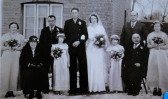 Wedding of Ivy Jaikens 1936