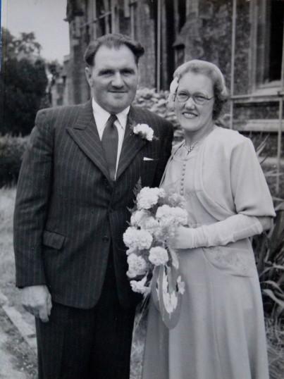 Wedding 1953