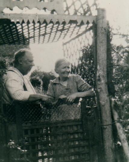 Grandad and Granny Nye