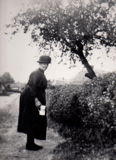 Mrs Maria Stokes Early 1900