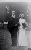 Wedding of Elsie Peacock 1936