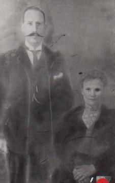 William Cade circa 1900