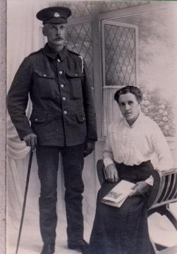 Arthur and Maud Cade
