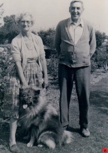Mr and Mrs Hancock