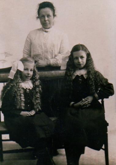 Janet Webb 1917