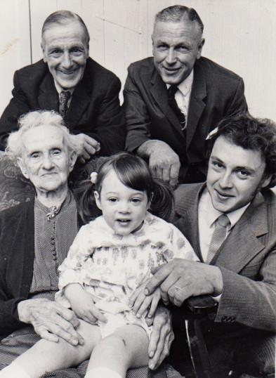 Five generations 1974