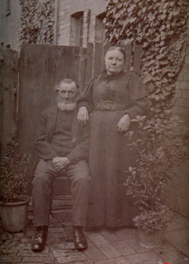George and Annie Wisson