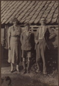 Stanley, Doris and Gerald Wisson