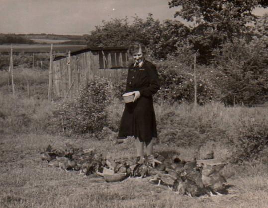 Doris Wisson 1945