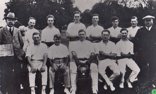 Cricket team 1926