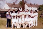 Gransden Christmas Cup 1977