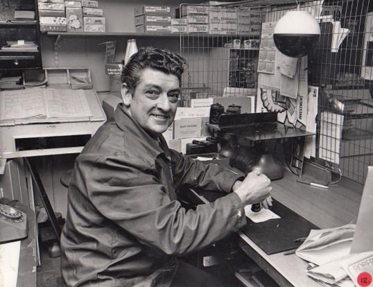 William Landsborough 1973