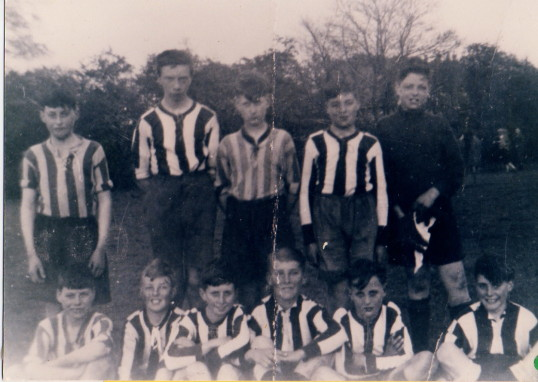 Abbotsley Boys 1946-47