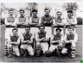 Football team 1954/1955