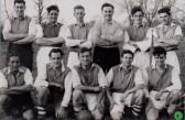 Football team 1956-57