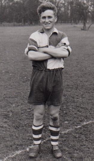 Dereck Lincoln 1950s