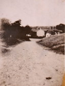 Leading to Hardwick Lane