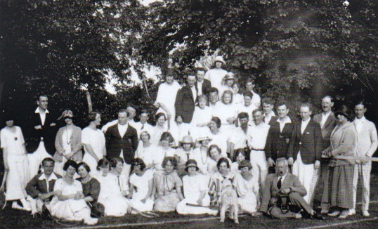 Tennis Club 1924