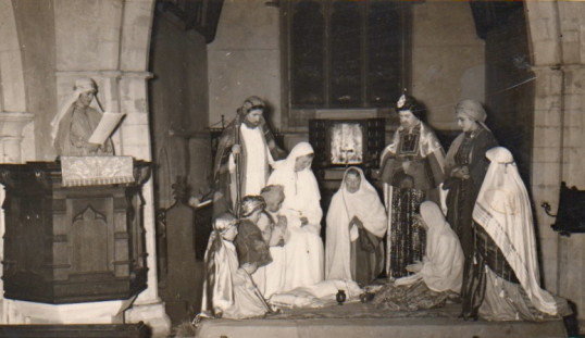 Nativity Play circa 1957
