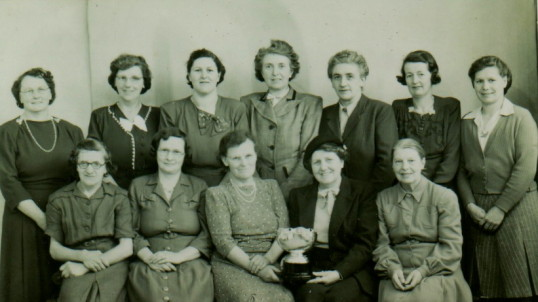 WI late 1940s/early 1950s