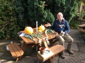 Leek and Pumpkin Competition 2015 - The Entries