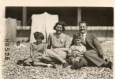 Albert & Dorothy Storey & family