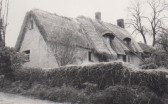 Thatching at Blacksmiths Cottage